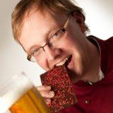 Bier und Schokolade