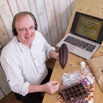 Schokoladen Webinar